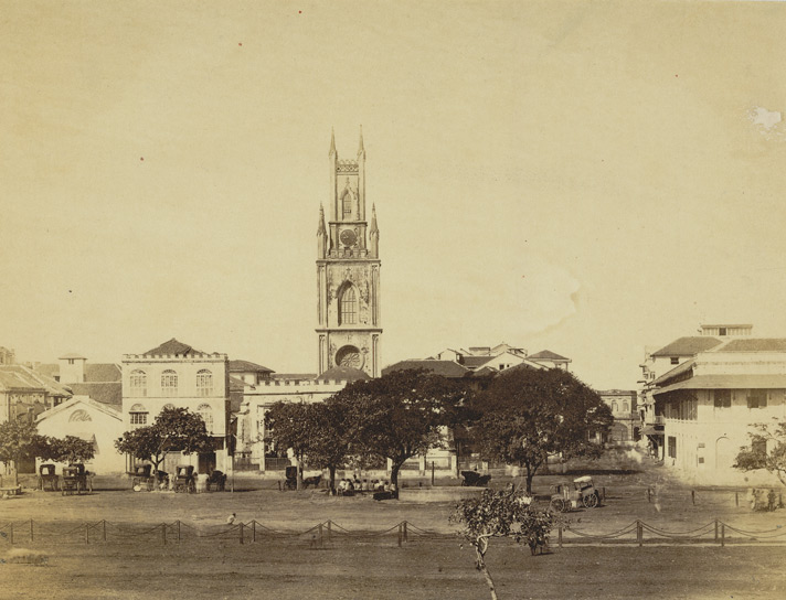 Bombay Cathedral.